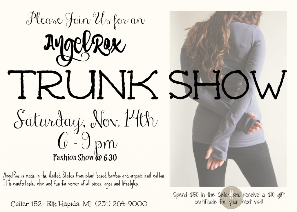Trunk show 4