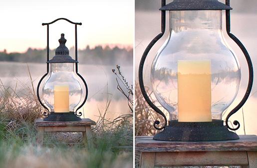 steeple lantern