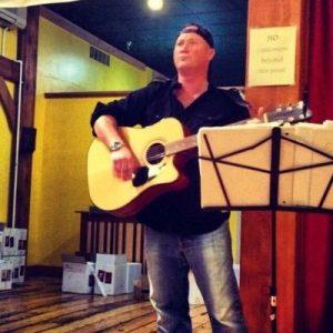 Live Music w/ Paul Livingston @ Cellar 152