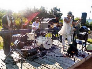 Dawn Campbell and the Bohemians @ Cellar 152 | Elk Rapids | Michigan | United States